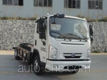Electric light truck chassis
