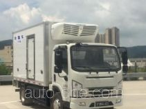 BYD BYD5070XLCBEV electric refrigerated truck