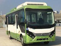 比亚迪牌BYD6800HZEV型纯电动城市客车
