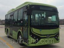 比亚迪牌BYD6810HZEV型纯电动城市客车