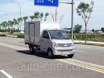 蓝速牌BYN5020XXYBEV1型纯电动厢式运输车