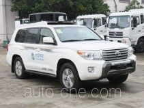 Lansu BYN5035XTX communication vehicle