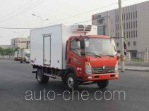 蓝速牌BYN5040XLC型冷藏车