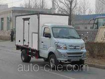 蓝速牌BYN5040XXYBEV型纯电动厢式运输车
