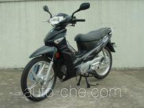 宗申·比亚乔牌BYQ110-E型弯梁摩托车