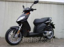 比亚乔牌BYQ125T-5E型踏板车