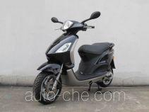 比亚乔牌BYQ50QT-3F型轻便踏板车