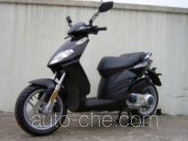 比亚乔牌BYQ50QT-5E型轻便踏板车