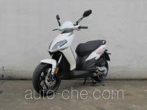 比亚乔牌BYQ50QT-5F型轻便踏板车