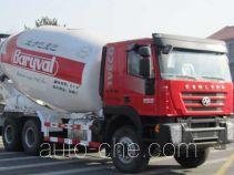 北方重工牌BZ5251GJBHA4型混凝土搅拌运输车