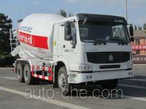 NHI BZ5255GJBZA4 concrete mixer truck