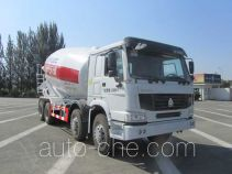NHI BZ5312GJBZA4 concrete mixer truck