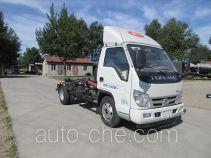 Beizhongdian BZD5046ZXX-A2 detachable body garbage truck