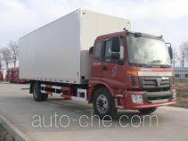 Beizhongdian BZD5162XBWB insulated box van truck