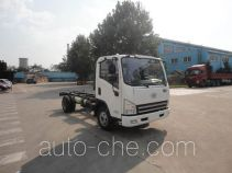 FAW Jiefang CA1047P40K2L1N2E5A84 natural gas cabover truck chassis