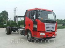 Cabover cargo truck chassis