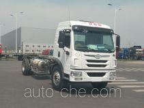FAW Jiefang CA1168PK2L2NE5A80 natural gas cabover truck chassis