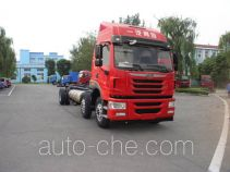 FAW Jiefang CA1200P1K15L7T3NE5A80 natural gas cabover truck chassis