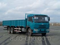FAW Jiefang CA1253P7K2L7T1E diesel 6x4 cabover cargo truck
