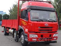 FAW Jiefang CA1250P1K15L7T3NA80 natural gas cabover cargo truck