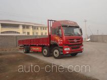 FAW Jiefang CA1250P1K15L7T3NE5A80 natural gas cabover cargo truck