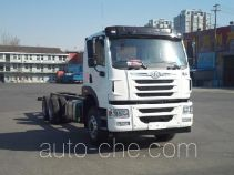 FAW Jiefang CA1250P1K2L4T1BE5A80 diesel cabover truck chassis