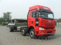 FAW Jiefang CA5200XXYP63K1L6T3E5 van truck chassis