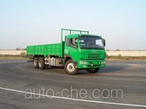 FAW Jiefang CA1253P7K1L11T1E diesel 6x4 cabover cargo truck