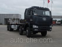 Diesel cabover off-road truck chassis
