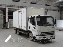 FAW Jiefang cross-country box van truck
