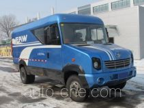 解放牌CA2060K45E4T5U型越野厢式运输车