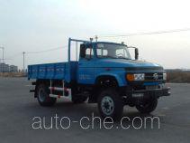 Off-road 4x4 cargo truck