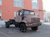 FAW Jiefang CA2120L2E4 off-road truck chassis