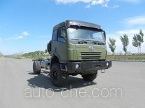 FAW Jiefang CA2151P2K2T5A70E4 diesel cabover off-road truck chassis