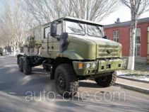 FAW Jiefang CA2160L2E4 off-road truck chassis