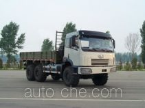 FAW Jiefang CA2191P2K2TA70E3 cabover 6x6 off-road cargo truck