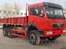 FAW Jiefang CA2250P2K15L2TEA80 diesel cabover off-road cargo truck