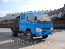 FAW Jiefang CA3030K7L1RE4 dump truck chassis