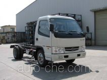 FAW Jiefang CA3030K7L2E4 dump truck chassis