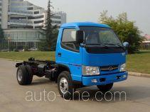 FAW Jiefang CA3040K7L2E4-2 dump truck chassis