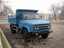 Conventional dump truck