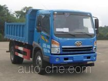 FAW Jiefang CA3160PK1E4A80-1 diesel cabover dump truck