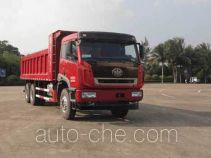 FAW Jiefang CA3250P2K2L4T1E4A80-2 diesel cabover dump truck