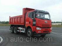 FAW Jiefang CA3250P66K2L1T1AE4 diesel cabover dump truck