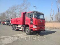 FAW Jiefang CA3250P66L2T1E24M5 natural gas cabover dump truck