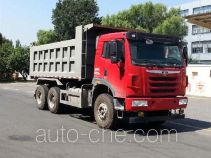 FAW Jiefang CA3251P2K2L4T1E5A80-2 diesel cabover dump truck