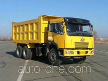 FAW Jiefang CA3252P2K2T1A diesel 6x4 cabover dump truck