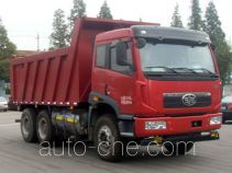 FAW Jiefang CA3256P2K2T1NA80 LNG cabover dump truck