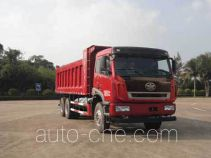 FAW Jiefang CA3256P2K2T1NE5A80-1 natural gas cabover dump truck