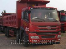 FAW Jiefang CA3310P1K2L5T4E4A80 diesel cabover dump truck